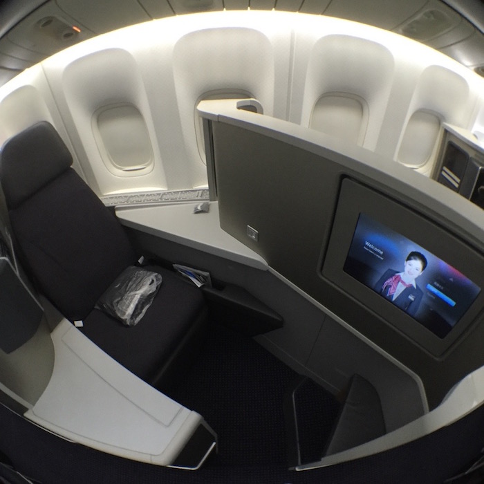 Flying American Airlines New 777 200 Business Class